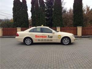 Taxi Solymár